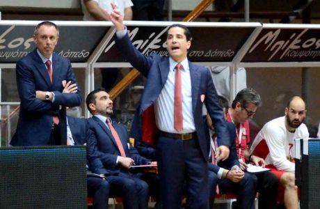 Ο Σφαιρόπουλος εκτίμησε την κατάσταση του Μπιρτς