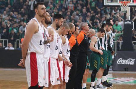 Οι πεντάδες Ολυμπιακού και ΠΑΟ πριν από το πρώτο ματς στο ΟΑΚΑ