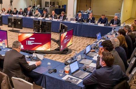 Σταθερές θέσεις για τέσσερις λίγκες στη νέα Ευρωλίγκα