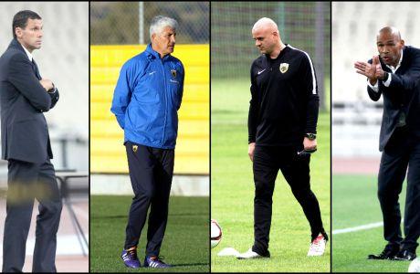 Φάκελος: Προπονητής της ΑΕΚ