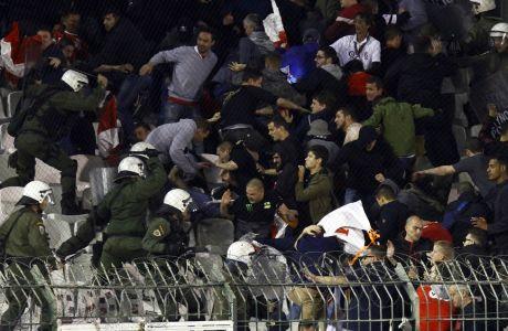 Ξέσπασμα της Σταντάρ κατά της ελληνικής Αστυνομίας