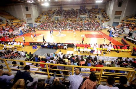 Mε μαθητές ο τελικός του μπάσκετ στο Ηράκλειο