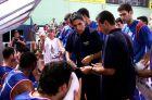 Ο Χρήστος Μαρμαρινός είναι ο ηγέτης της επανάστασης των στατιστικών στο μπάσκετ