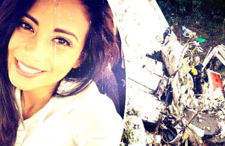 Σίσι Αρίας: το κορίτσι-άγγελος της μοιραίας πτήσης της Τσαπεκοένσε