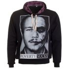 "Hoodie ""Poverty Sucks"" So Fashion"