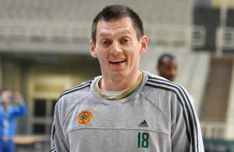 """Ωραίος ο Μπλουμς: """"Η Ελλάδα έχει κορυφαίους παίκτες"""""""
