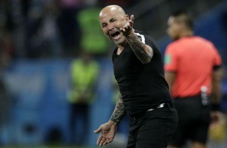 """Η Αργεντινή """"έφαγε"""" τον Σαμπαόλι μετά τον τελικό και με... βαριά έκπτωση!"""