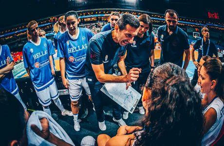 ÅÕÑÙÌÐÁÓÊÅÔ 2017 / ÅËËÁÄÁ - ÃÁËËÉÁ / EUROBASKET / GREECE - FRANCE (ÖÙÔÏÃÑÁÖÉÁ:FIBA.COM)