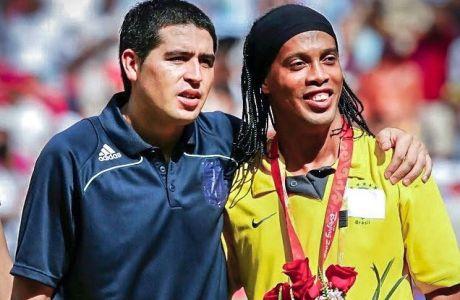 ΤΡΟΜΕΡΟ: Ροναλντίνιο και Ρικέλμε θα παίξουν στην Τσαπεκοένσε!
