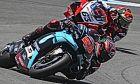 Ο Φάμπιο Κουαρταράρο πανηγύρισε την πρώτη νίκη ως αναβάτης του MotoGP, σε ηλικία 21 χρόνων και 90 ημερών.