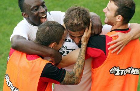 Η συγκινητική αφιέρωση του Ντε Λούκας για το γκολ στη Λεωφόρο