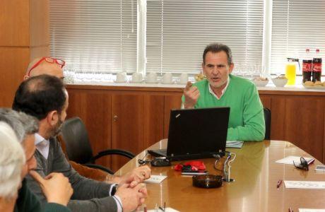 """Πανόπουλος: """"Θα υπάρξει ολοκληρωμένη πρόταση"""""""