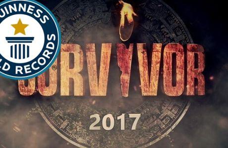Το ρεκόρ Guinness του παίκτη του Survivor