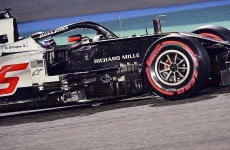 Το μονοθέσιο της Haas θα οδηγά το 2021 ο Νικίτα Μαζέπιν