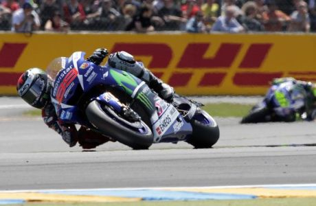 "GP Λε Μαν: Νικητής ο Lorenzo και ""1-2"" η Yamaha"