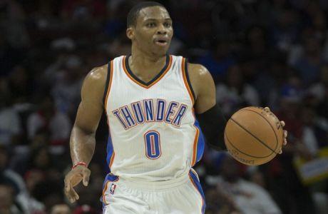Δεν μπορούσε μόνος του ο Westbrook!