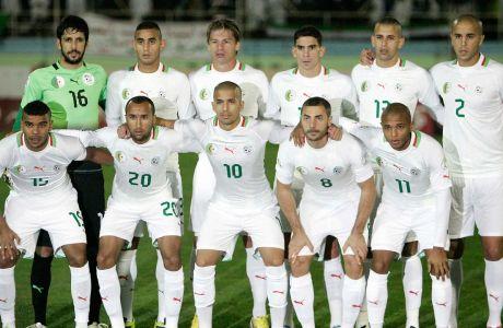 Χωρίς Τζεμπούρ η 23άδα της Αλγερίας