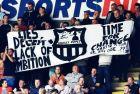 Έφυγαν από το γήπεδο οι οπαδοί της Νιούκαστλ (PHOTOS+VIDEOS)