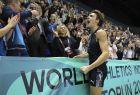 Ο Άρμαντ Ντουπλάντις πανηγυρίζει το παγκόσμιο ρεκόρ των 6,17μ. στο άλμα επί κοντώ, στον τελικό του Orlen Copernicus Cup 2020, Τόρουν, Σάββατο 8 Φεβρουαρίου 2020