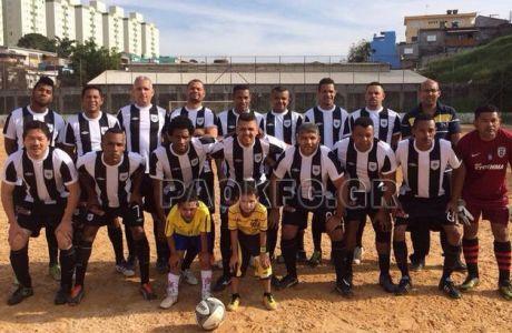 """""""ΠΑΟΚ Σαο Μιγκέλ"""" η ομάδα που εμπνεύστηκε ο Λίνο"""