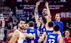Οι Τσέχοι πανηγυρίζουν τη νίκη επί των Τούρκων που τους έστειλε στη β' φάση του Παγκοσμίου Κυπέλλου