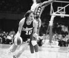 Ο Ντον Μπούσι σε παιχνίδι των Πέισερς στην ABA League