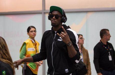 Έφτασε στο Ρίο ο Μπολτ