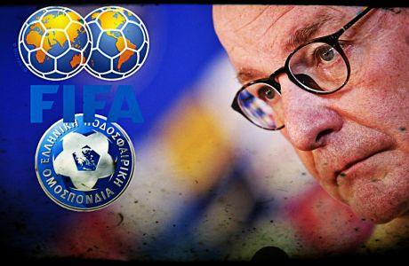 Ένταση με τον εκπρόσωπο των FIFA/UEFA στην συνέντευξη Τύπου!