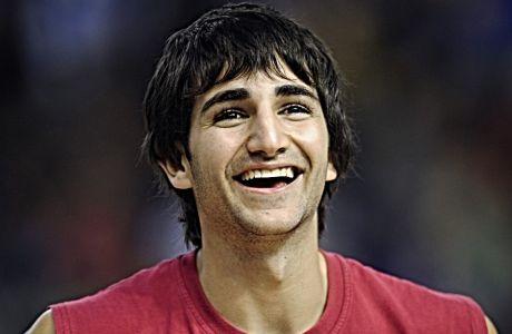 O Ρίκι Ρούμπιο, το 2010, όταν σε ηλικία 20 χρόνων έγινε παίκτης της Μπαρτσελόνα. Είχε 'κλείσει' μια πενταετία ως παίκτης της Liga Endesa. Είχε επιλεγεί και στο Νο5 του 2009 NBA Draft, από τους Γουλβς. Πήγε στο ΝΒΑ το 2011, όπου παραμένει μέχρι σήμερα.