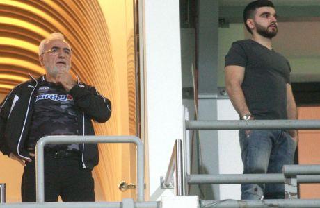 Ιβάν και Γιώργος Σαββίδης πήραν τα όπλα!