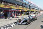 Mercedes driver Lewis Hamilton of Britain enters pit lane during the Australian Formula 1 Grand Prix in Melbourne, Sunday, March 17, 2019. (Asanka Brendon Ratnayake/Pool via AP)
