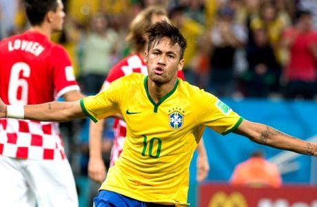 Βραζιλία-Κροατία 3-1 (VIDEOS)