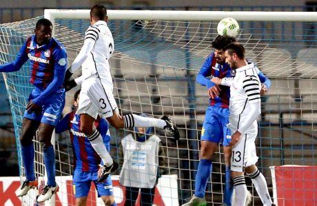 Ύποπτο (χειραγώγησης) το 5-0 του ΠΑΟΚ στη Κέρκυρα