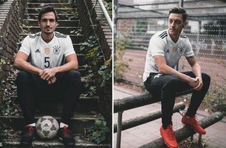 Η νέα εμφάνιση της Γερμανίας εμπνέεται από το Μουντιάλ '90!