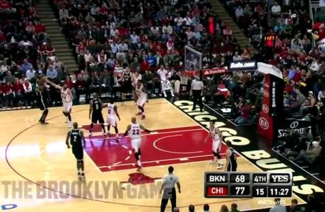 Έκανε air ball από το τρίποντο (VIDEO)