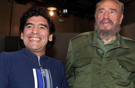 Η αθλητική πλευρά του Φιντέλ Κάστρο