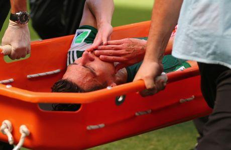 Έσπασε το πόδι του ο Μορένο