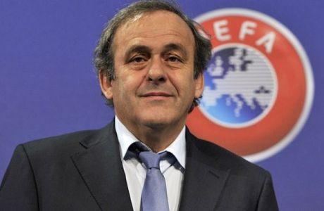 Υποψήφιος για την προεδρία της FIFA ο Πλατινί