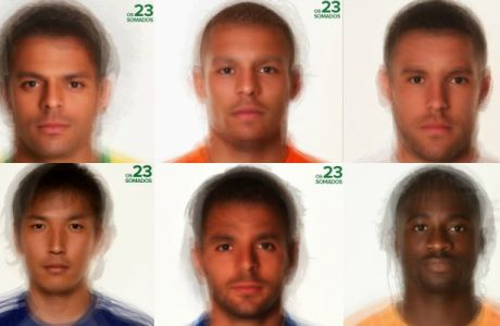 Μοντάζ: 23 πρόσωπα σε ένα (PHOTOS)