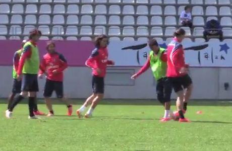 "This is Zlatan: ""χάζεψε"" τον Μαρκίνιος (VIDEO)"