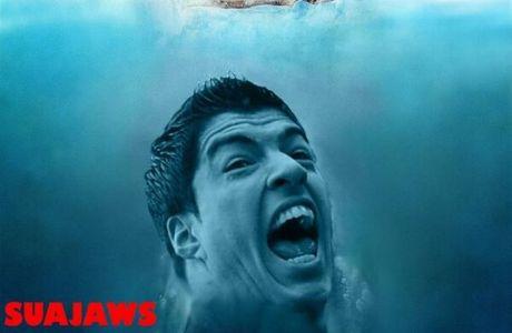 Σουάρες vs Καρχαρία