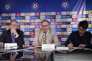 H FIFA απειλεί με grexit και καλεί τον Γραμμένο να διοικήσει!