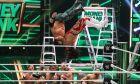 Στιγμιότυπο από τις πρόσφατες 'Money in the Bank' αναμετρήσεις του WWE