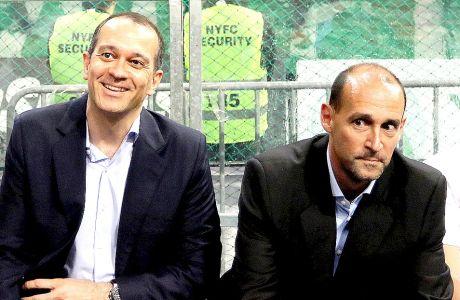 Ανακοίνωση... τρολάρισμα του Ολυμπιακού στον Γιαννακόπουλο