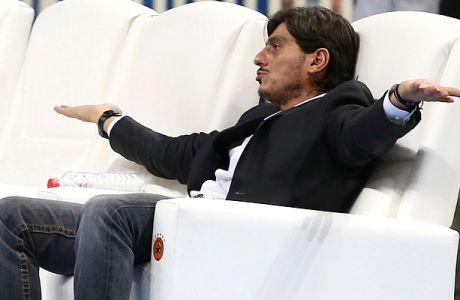 """Γιαννακόπουλος: """"Στο γήπεδο θα τους καρφώνουμε μια ζωή"""""""