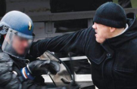 Ο πυγμάχος των 'κίτρινων γιλέκων' απειλείται με φυλάκιση 3 ετών