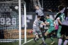 Ο Κάρολ Σβιντέρσκι του ΠΑΟΚ σκοράρει κόντρα στον Παναθηναϊκό για τη Super League Interwetten 2020-2021 στο γήπεδο της Τούμπας | Κυριακή 20 Δεκεμβρίου 2020