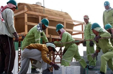"Eλβετικό δικαστήριο βγάζει ""λάδι"" την FIFA για τις συνθήκες εργασίας στο Κατάρ"