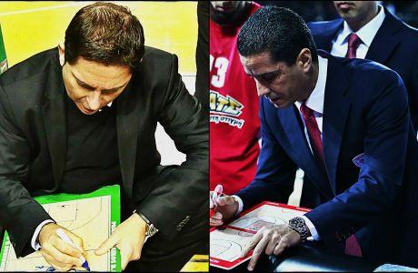 Από ποιον δεν θέλουν να χάσουν Πασκουάλ και Σφαιρόπουλος