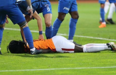 Έχασε τις αισθήσεις του στο γήπεδο ο Γκομίς